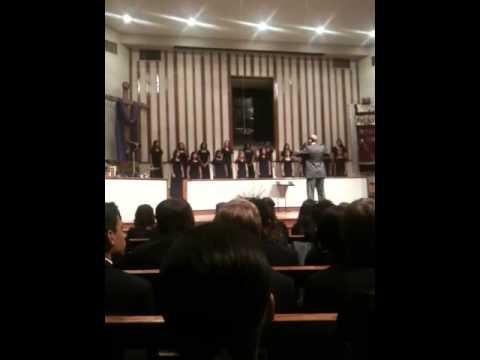 Southaven Middle School Advanced Girls Choir