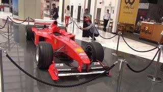 Ferrari World Abu Dhabi - Dubai Vlog 12