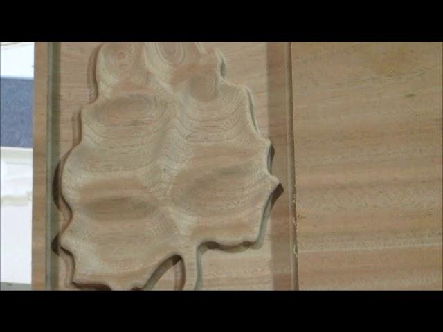 Wood 3D - Router