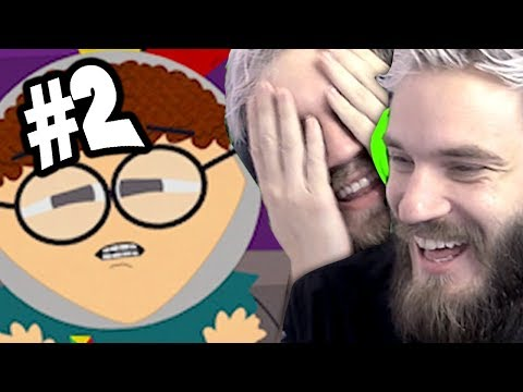 CANT STOP LAUGHING! - 🍑 💨 South Park The Fractured But Whole | Walkthrough Gameplay Part 2