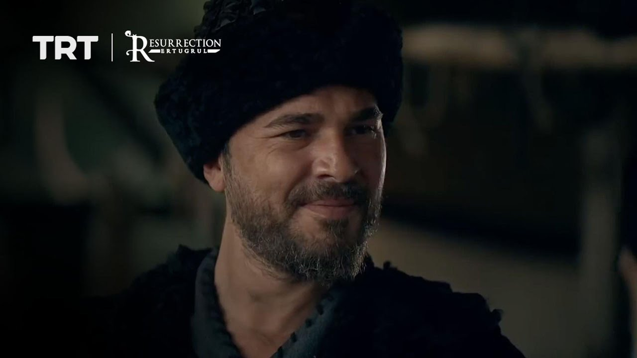 Ertugrul gets a hand of steel