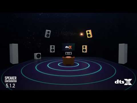 DTS-X Object Emulator - Demo DTS-X, DTS-HD MA 7.1
