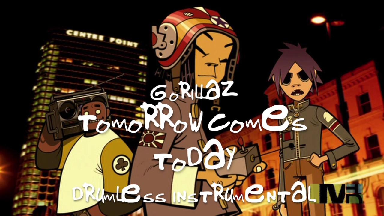 Gorillaz - Tomorrow Comes Today (Drumless Instrumental Cover)