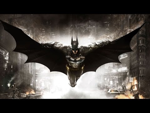Batman - Track down Scarecrow in the Stagg Enterprises airships - part1 - FHD - ultra - GTX 980 Ti