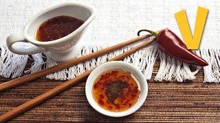 Sweet Thai Chili Sauce   The Vegan Corner