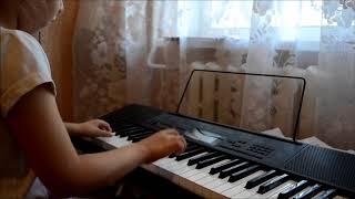Танец маленьких лебедей на фортепиано ( 6 лет / 6 years old )