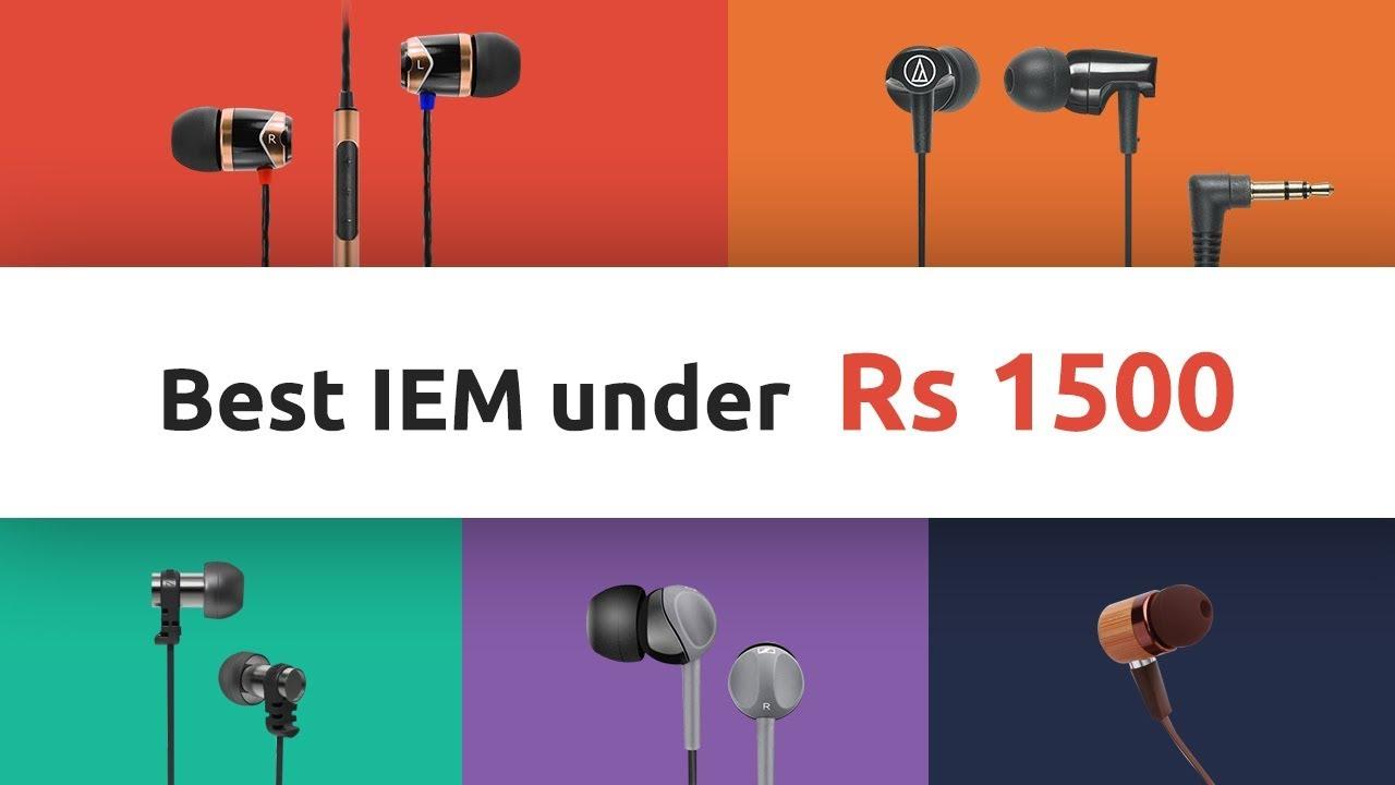 56a1c14cf01 Best Budget IEM Earphones under Rs 1500 - April 2018 | Digit.in | Digit.in