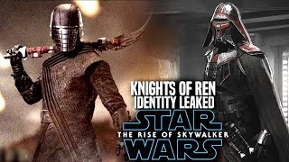 Knights Of Ren Identity Revealed! The Rise Of Skywalker (Star Wars Episode 9)