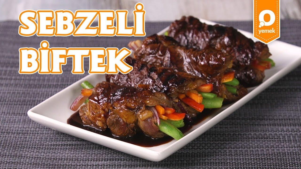 Fıstık Ezmeli Biftek Tarifi