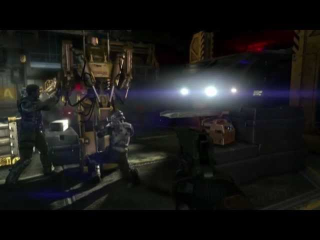 Aliens: Colonial Marines - Gameplay Demo Walkthrough