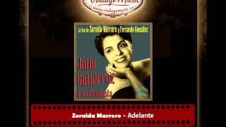 Orquesta de Julio Gutierrez & Zoraida Marrero – Adelante (Perlas Cubanas)