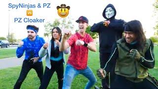 [CWC] PZ Leader VS PZ Cloaker & PZ9 Betrayed PZ & Joined PZ Cloaker!