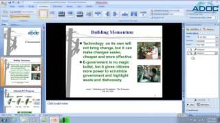 2 Make your presentation more attractive