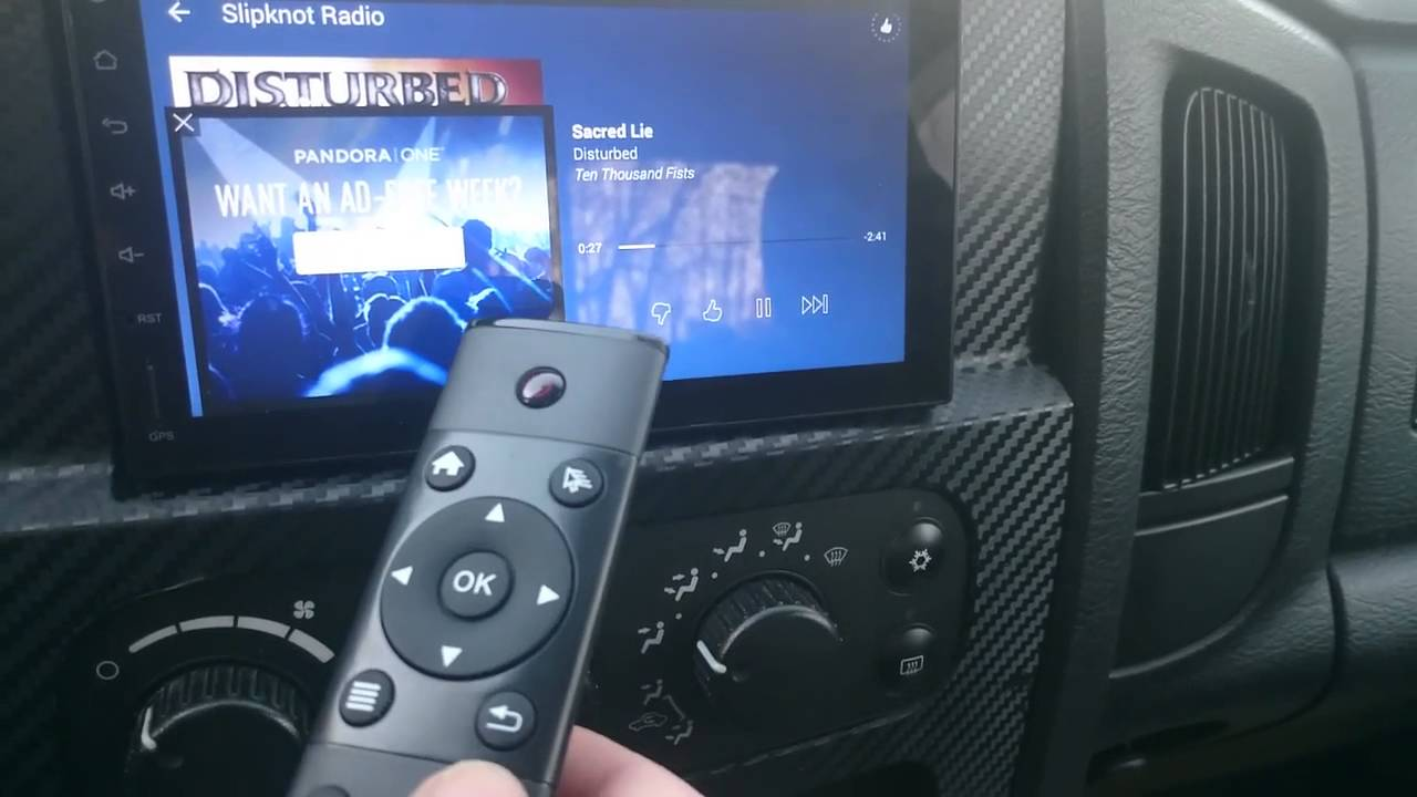 joying android head unit car stereo usb remote test youtube. Black Bedroom Furniture Sets. Home Design Ideas