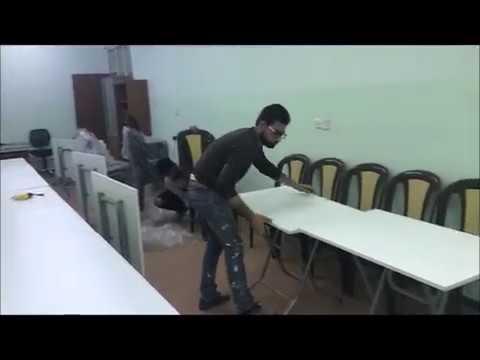 140 - Rehabilitating and furnishing the Khoyada student center for tutoring