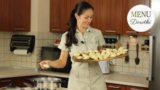 Najlepsze pierogi z truskawkami. Jak przygotować odpowiednie ciasto? MENU Dorotki.