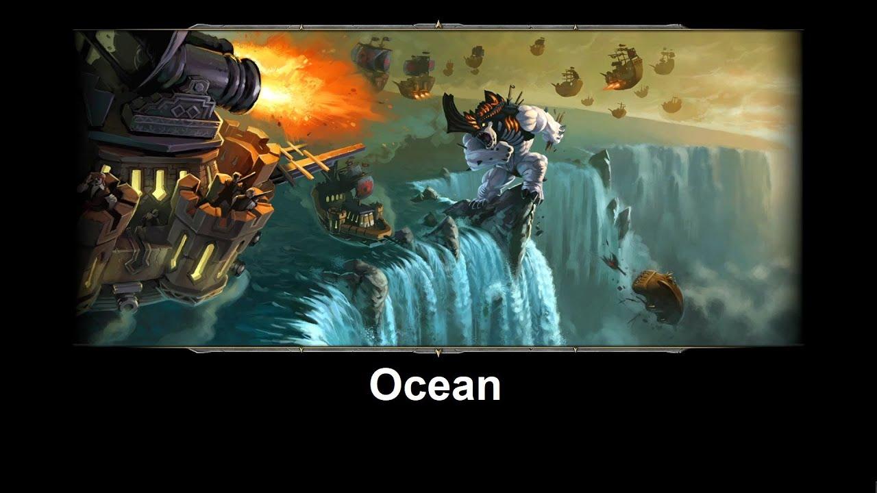 PvE Contest#3 - Ocean - Battleforge | Skylords Reborn (Ultralord)