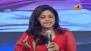 Nadhiya speech | Attarintiki Daredi Thank You Party | Pawan Kalyan | Samantha | Trivikram Srinivas