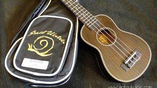 Got A Ukulele Reviews - Snail UKS-220 Rosewood Soprano