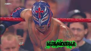 Rey mysterio hall of fame by all thing master