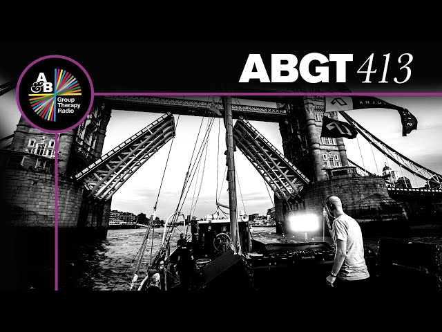 Group Therapy 413 with Above & Beyond - Best Of 2020 pt.1