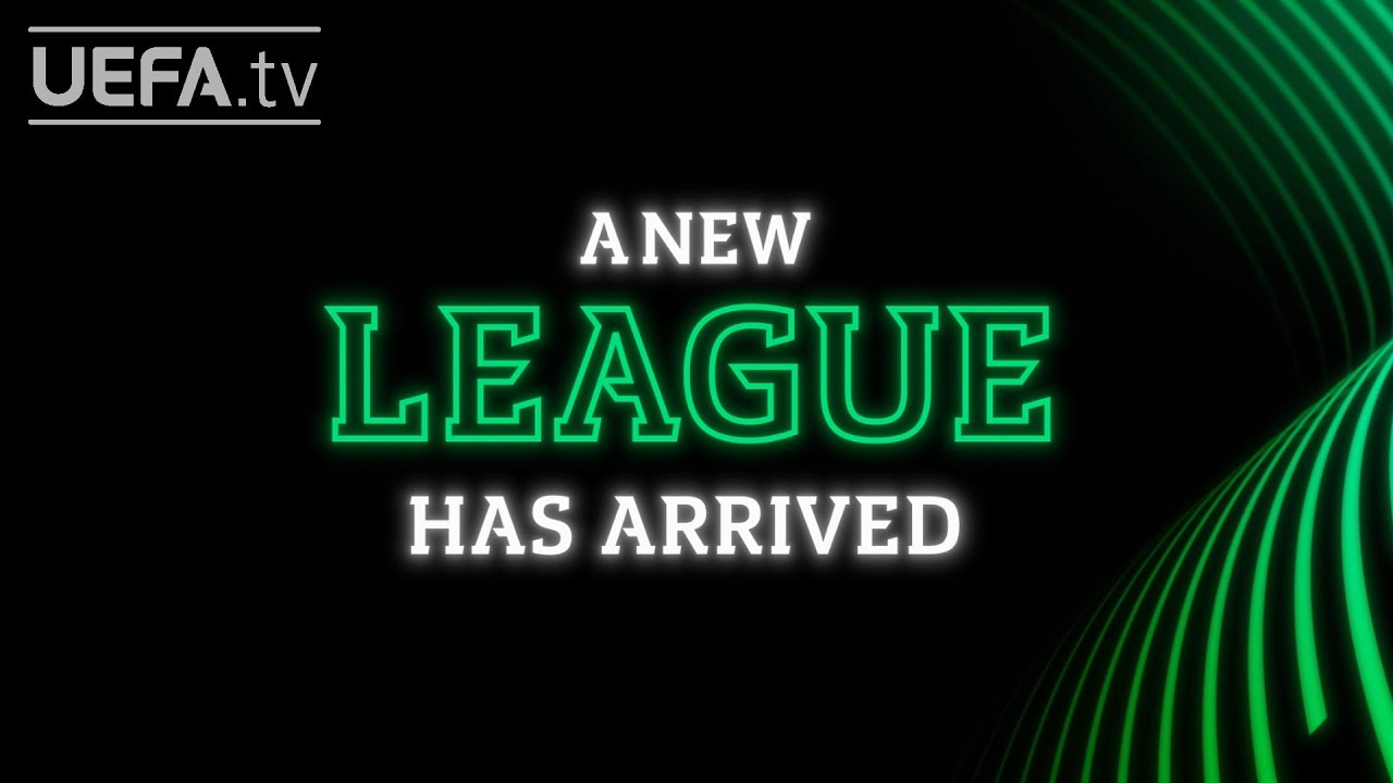 UEFA Europa Conference League. A new era for football. Make It Yours.