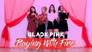 [Valentine's Day Special] BLACKPINK - PLAYING WITH FIRE (불장난) | Random Age