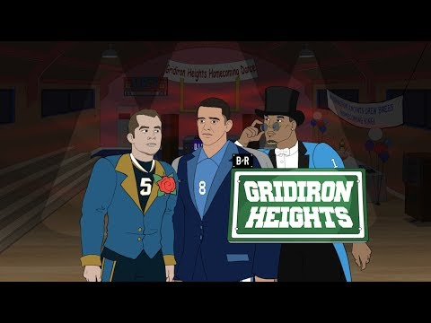 The Titans Need a Makeover For the Gridiron Heights Homecoming Dance   Gridiron Heights S3E6