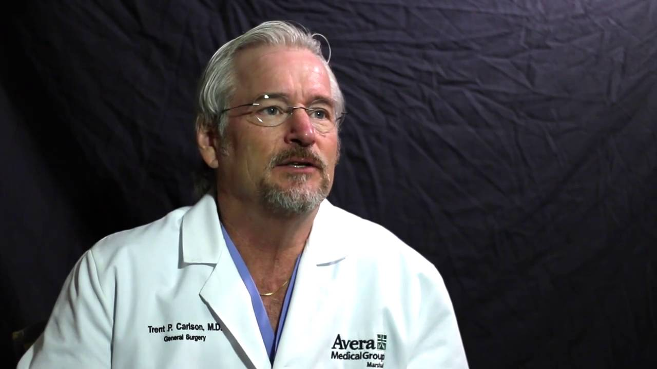 Dr  Trent Carlson - General Surgeon in Marshall, MN