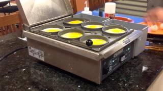 Cooking With The Egg Station