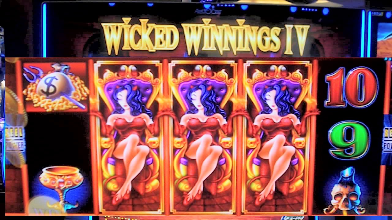 4 slot machine