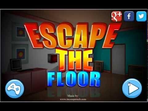 Escape The Floor Walkthrough
