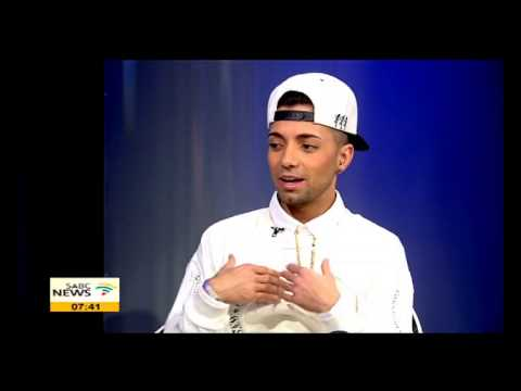 Omer Bhatti in tour with Mandela ambassadors