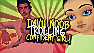 IMVU Noob Trolling Gnarly Jay Trolling a Confident Noob