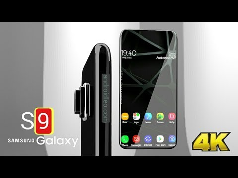 Samsung Galaxy Note 9 Introduction Concept Trailer