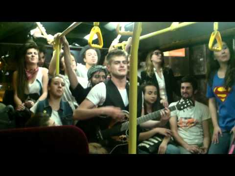 Контрола - The Bus of Macedonia