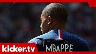 Auf den Spuren von Kylian Mbappé | kicker.tv