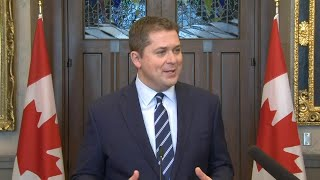 Scheer calls for court orders against rail blockades to be enforced