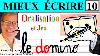 Oralisation De L Ecrit Des Syllabes Avec La Consonne D De 10 Youtube