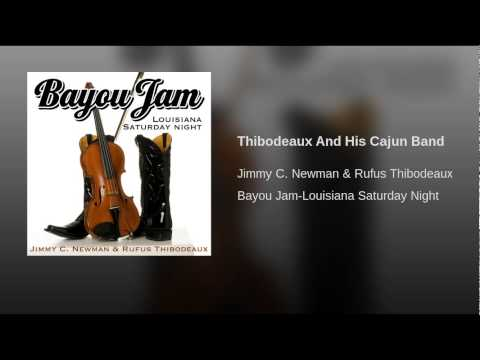Thibodeaux And His Cajun Band
