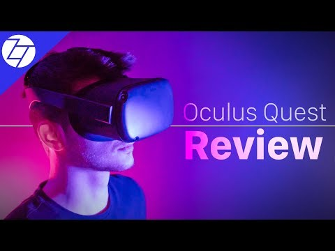 The Future of VR - Oculus Quest Review!