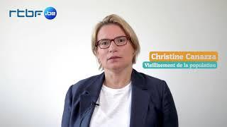 Gambar cover Christine Canazza : Juriste - SPF Economie et Universiteit Antwerpen