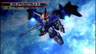 SD Gundam G-Generation Over World:Gundam Griepe All Attacks.