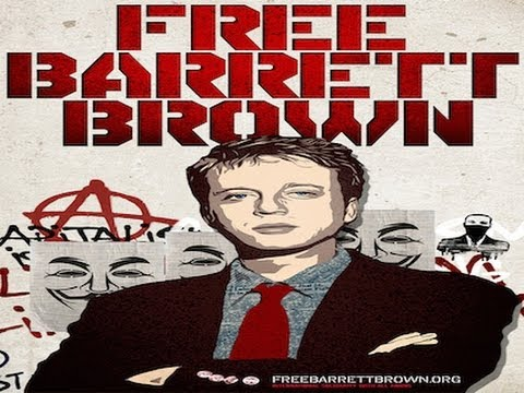 Is Journalist Barrett Brown a Political Prisoner? Q&A with Free Barrett Brown's Kevin Gallagher