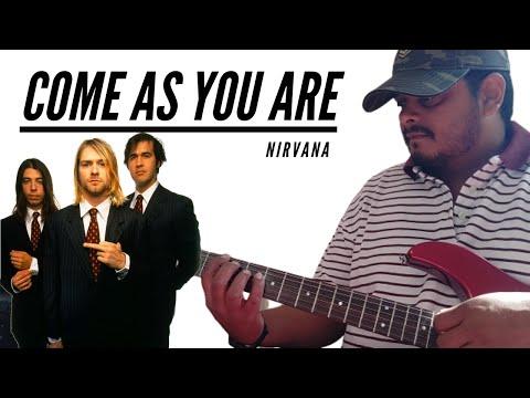 Come As You Are - Nirvana - Guitar Solo #Nirvana #KurtCobain