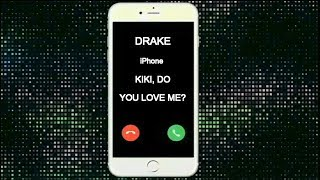 Drake - In My Feelings/Kiki Do You Love Me (iPhone Ringtone)
