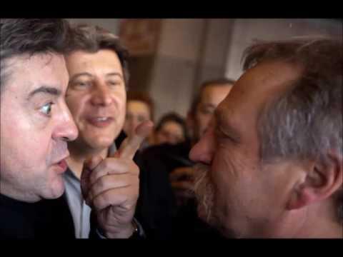José Bové rappelle à Mélenchon qu'on ne peut pas rénegocier les traités !