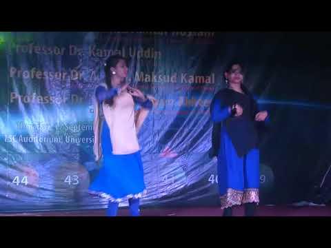 Dhin Tana by Heea & Kona || Freshers Reception and Farewell 2015