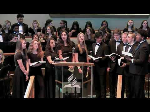 Bass Memorial Academy Student Concert