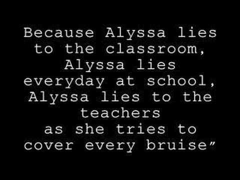 Jason Michael Carroll alyssa lies W/lyrics